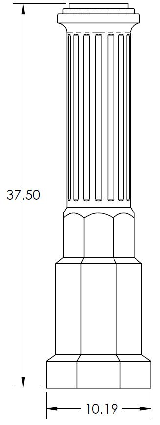 DPB-300_dimensions