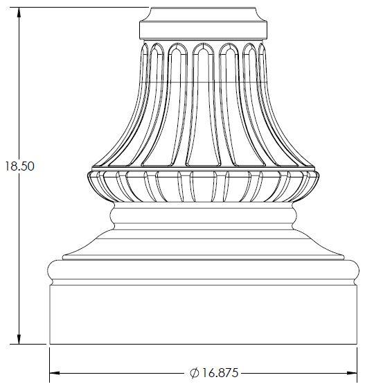 DPB-400_dimensions