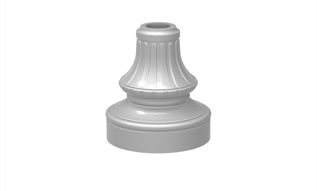 DECORATIVE POLE BASE 400